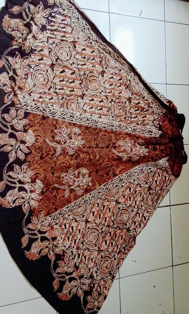 #BAPAURok payung batik