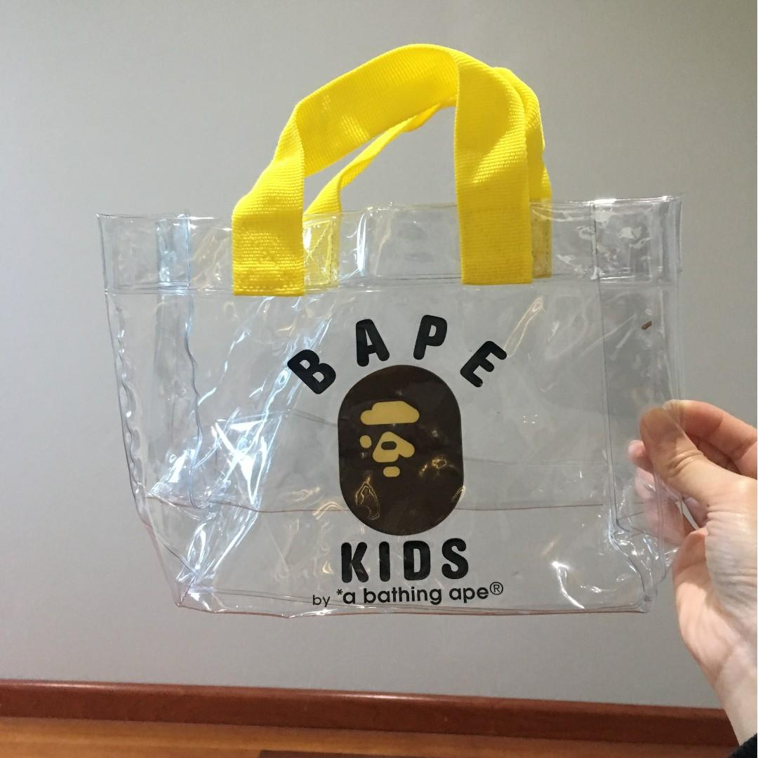 BAPE - KIDS by a bathing ape 2 x TOTE BAGS 1 for $30 or Both for $50