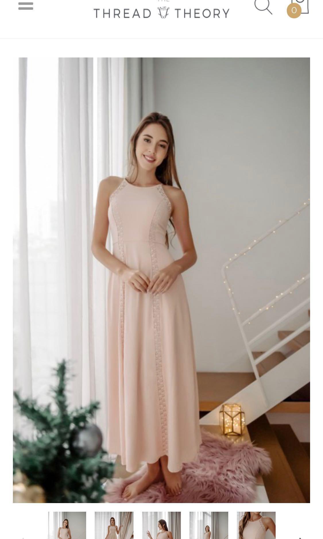 Barefoot beauty (light pink)