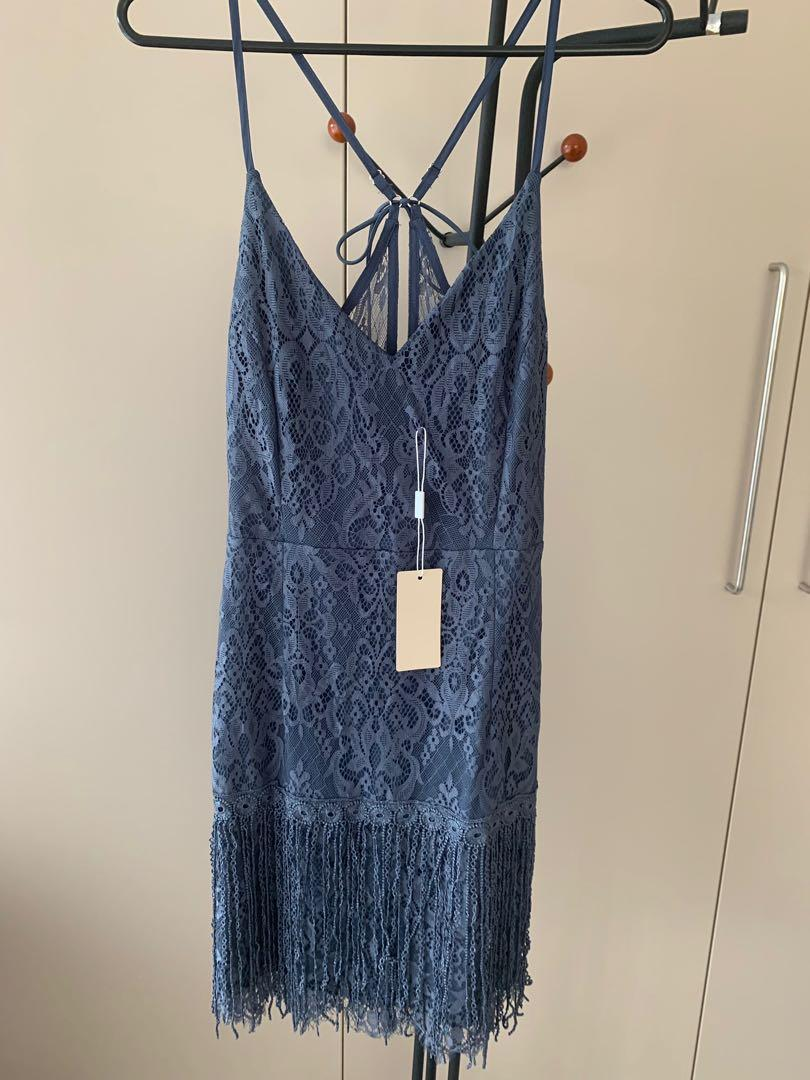 Best selling Two Sisters the Label shimmy Dress- NWT