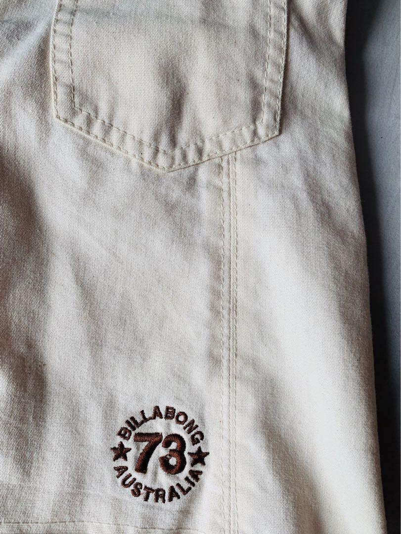 Billabong mini cotton skirt