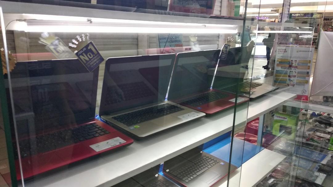 Bisa Kredit Laptop Tanpa Kartu Kredit, Promo Gratis 2x cicilan