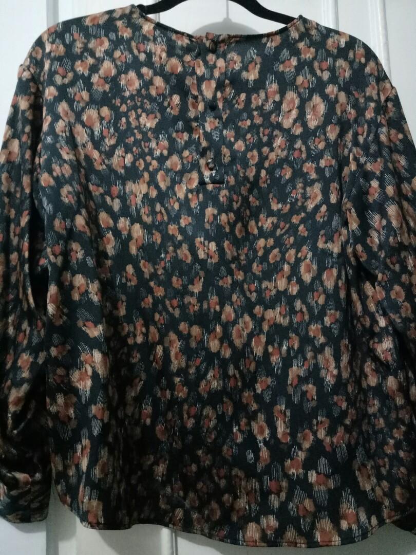#mauthr Blouse Zara