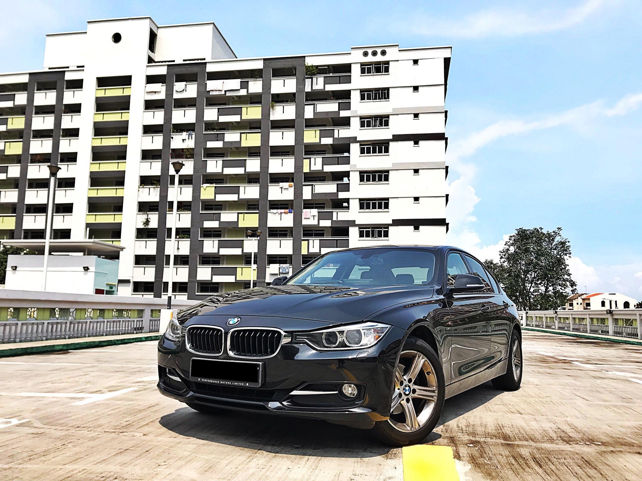BMW 316i Sport Manual