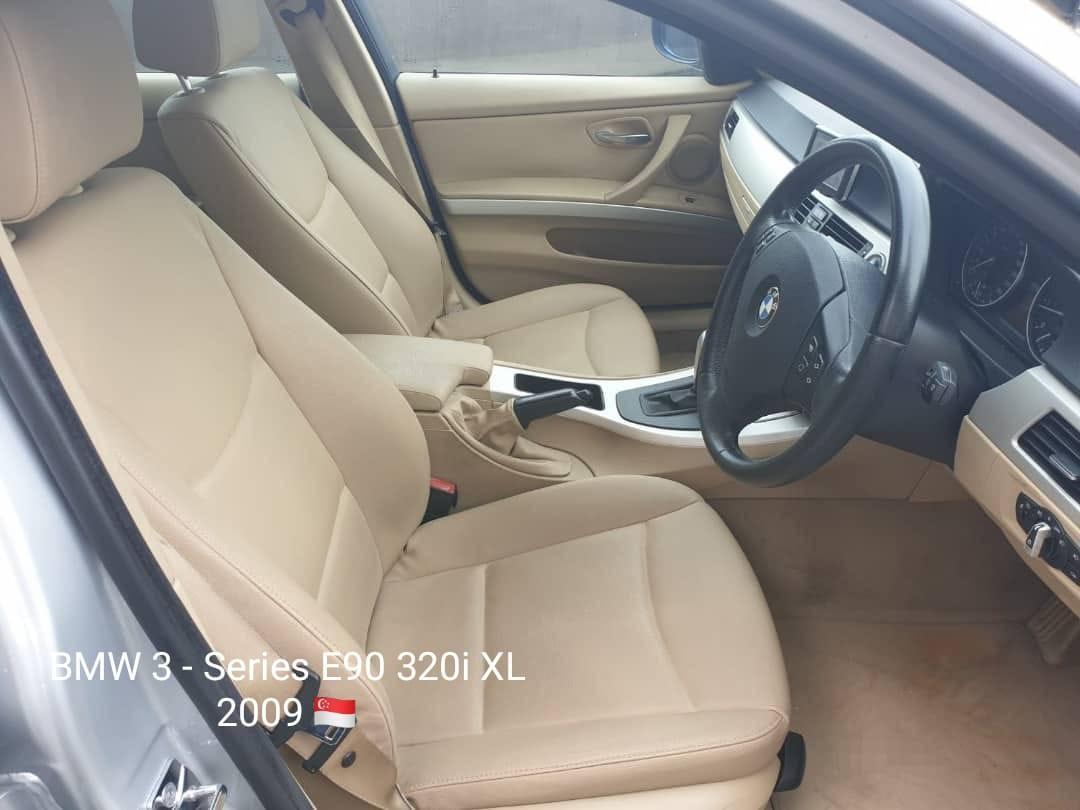 BMW 3 - Series E90 320i XL 2009 🇸🇬