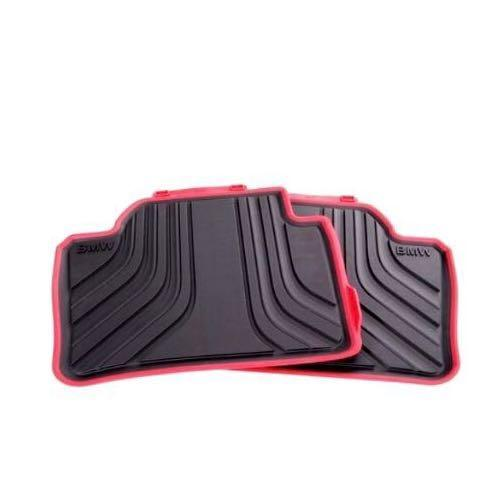 BMW - Original F20 Rear Sports Rubber Floor Mats Set
