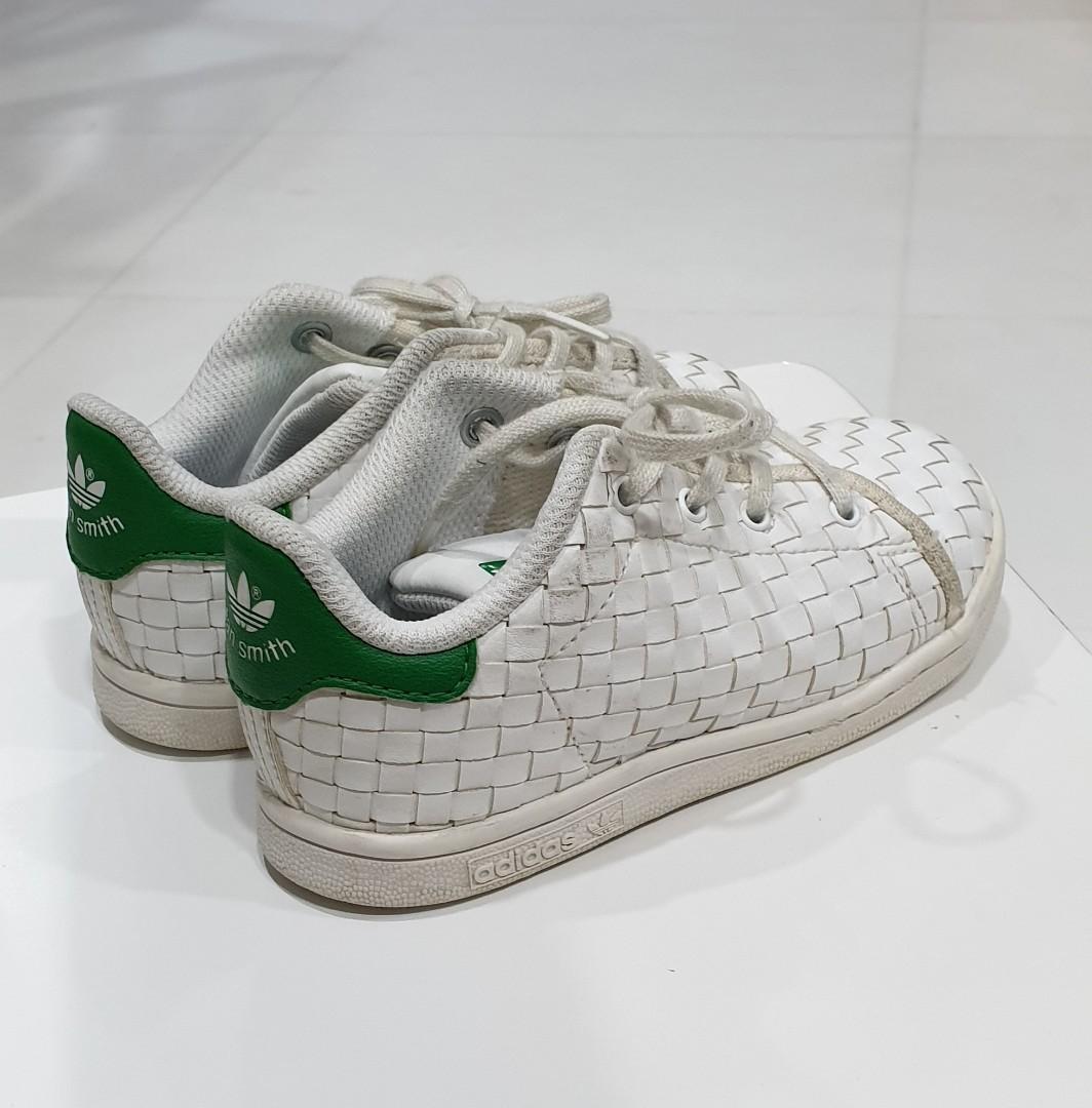 Bottega look Adidas Stan Smith UK8 for