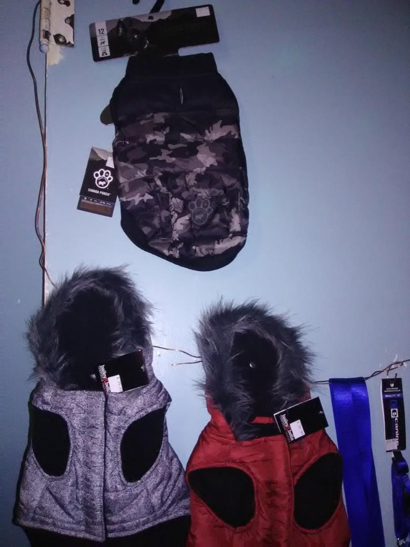 Canada pooch jackets #3