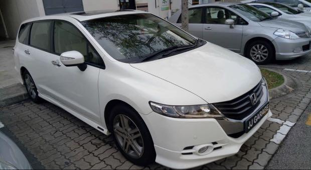 Car Rental #Large MPV