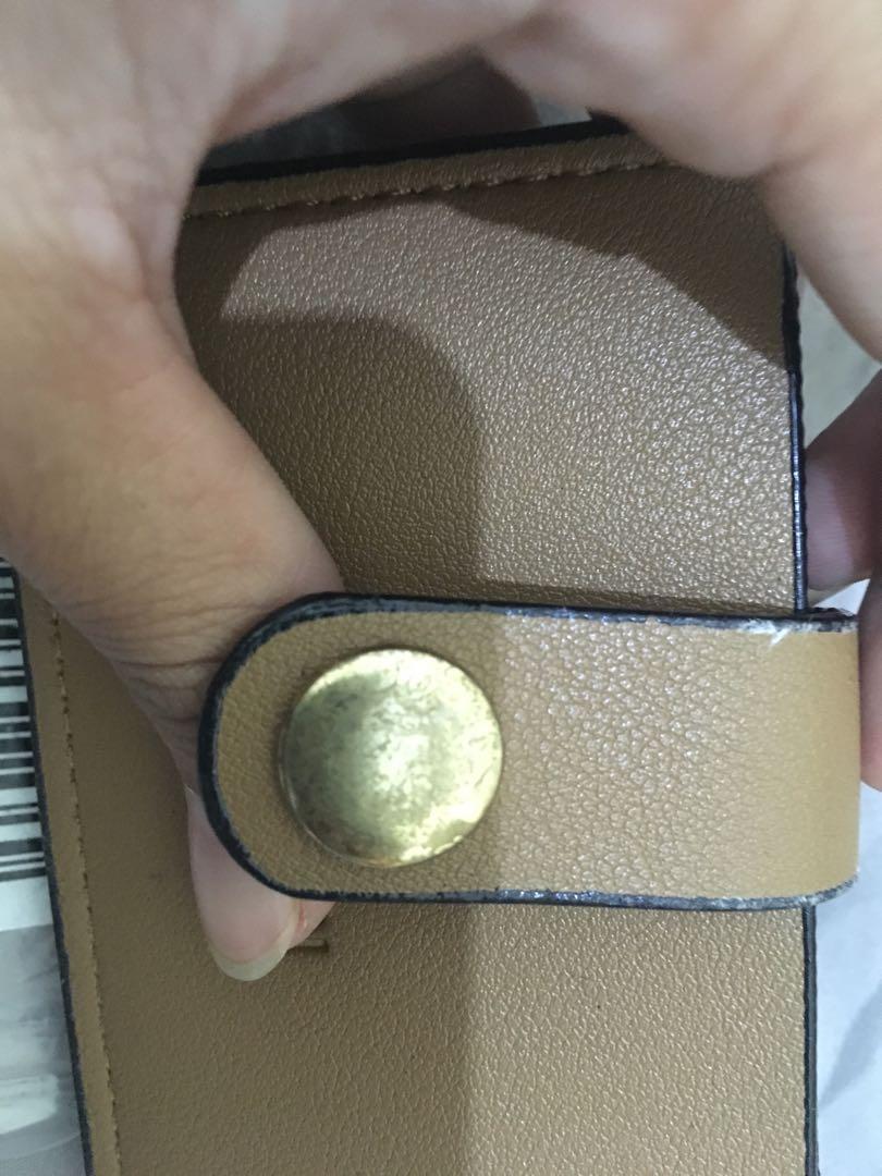 Card holder / dompet kartu burn burn