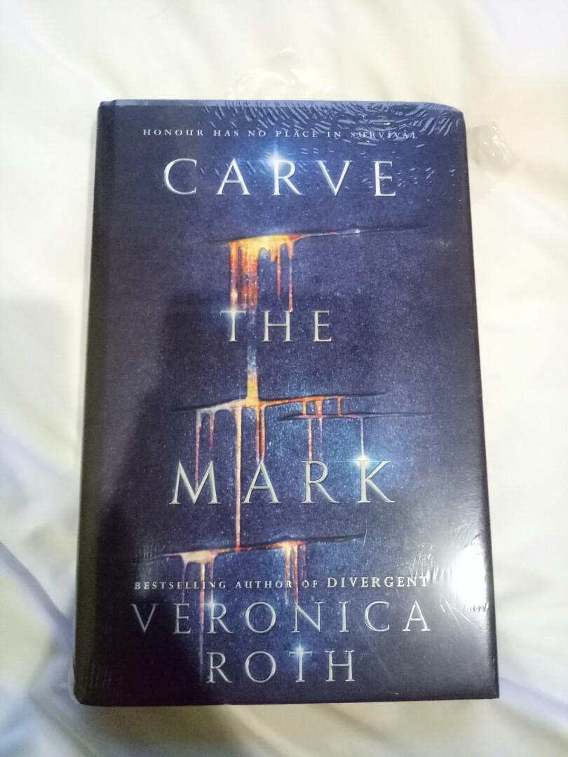 Carve the Mark - Veronica Roth NEW SEALED