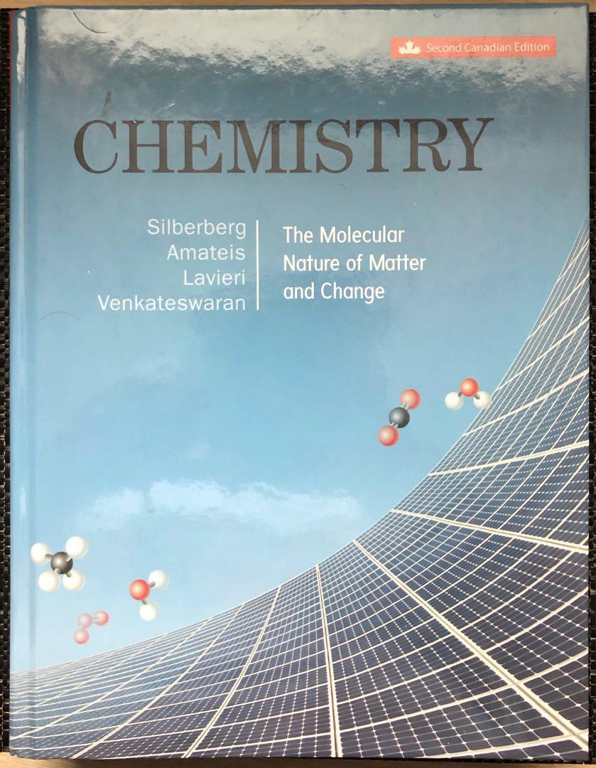 Chemistry for undergraduate first year by Silberberg