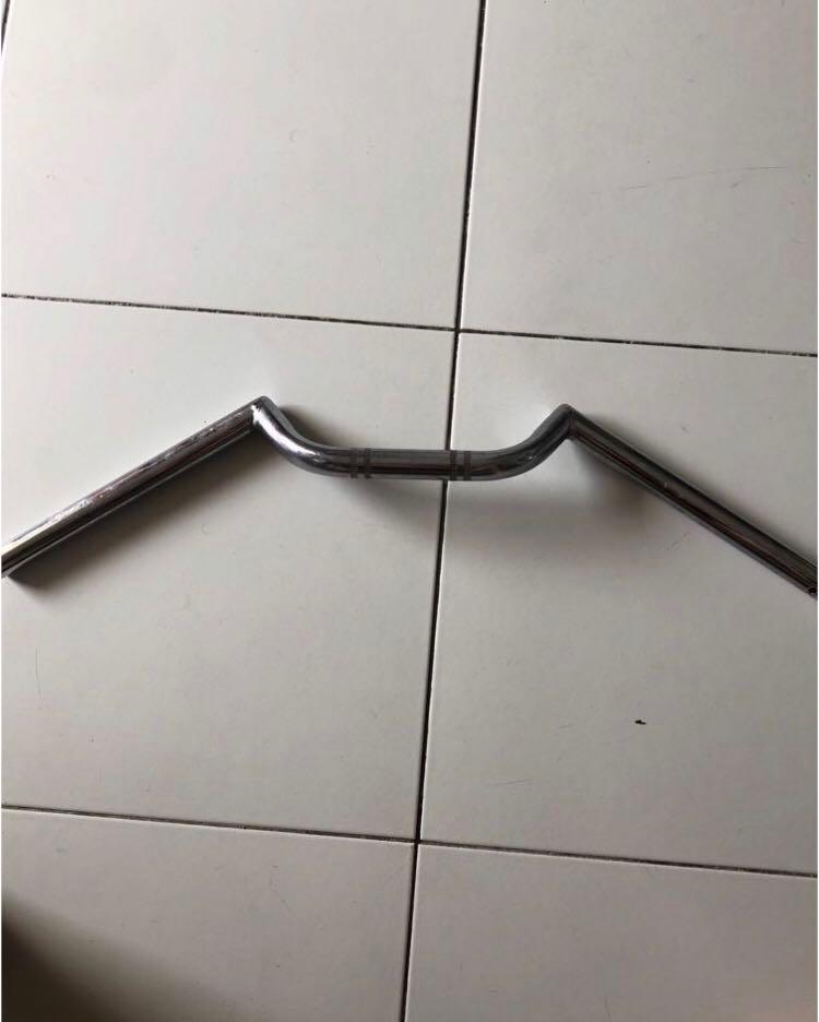 Clubmans/ drag handlebar