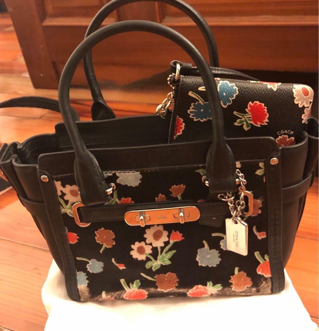 Coach Limited Edition Handbag and Wallet