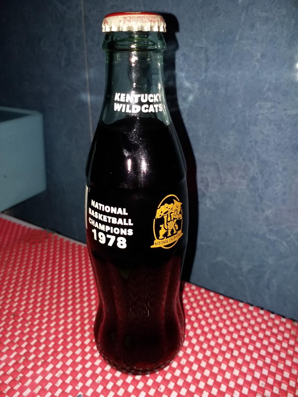Coca Cola bottle 9 可口可樂