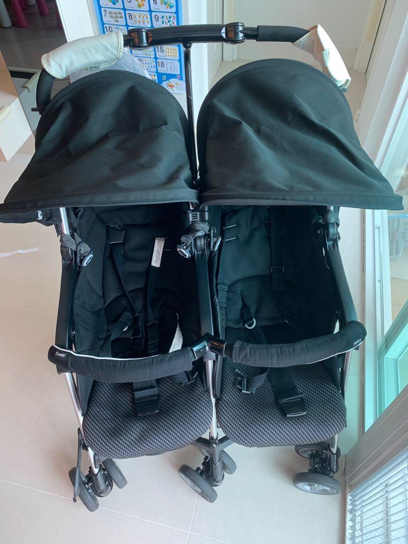Combi Twins Stroller