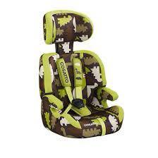 Cosatto zoomi booster car seat with harness