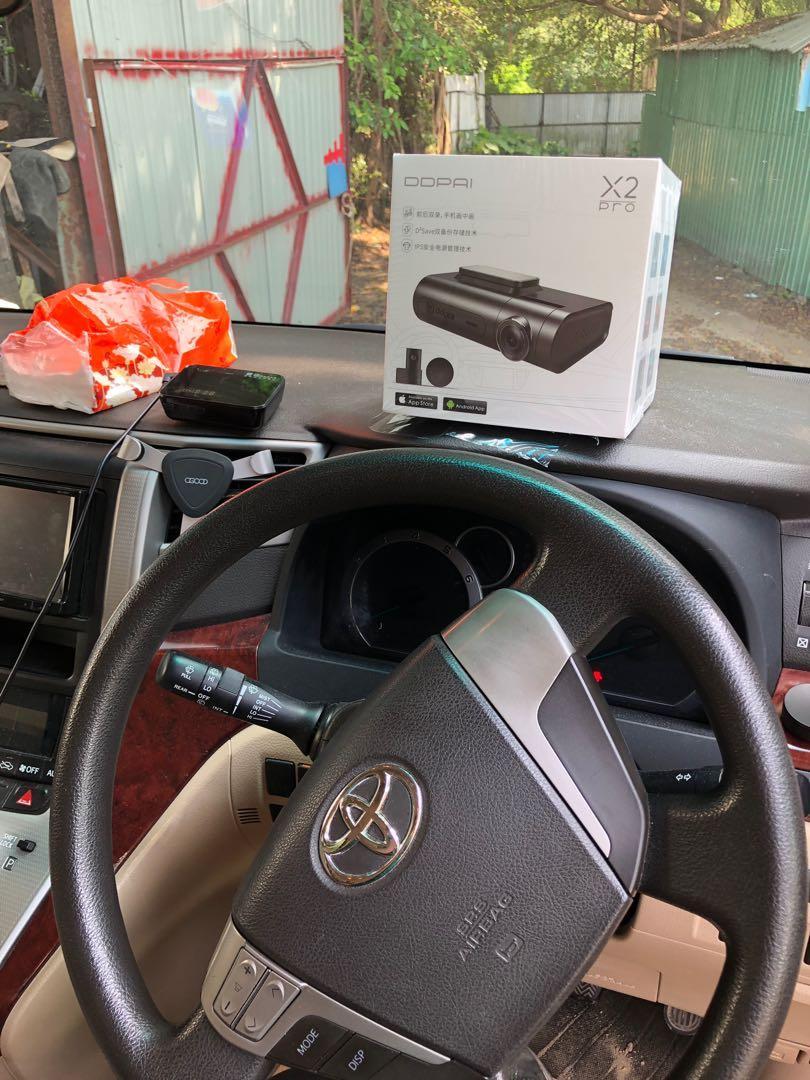 DDPai x2 Pro (前後行車記錄儀)$1550