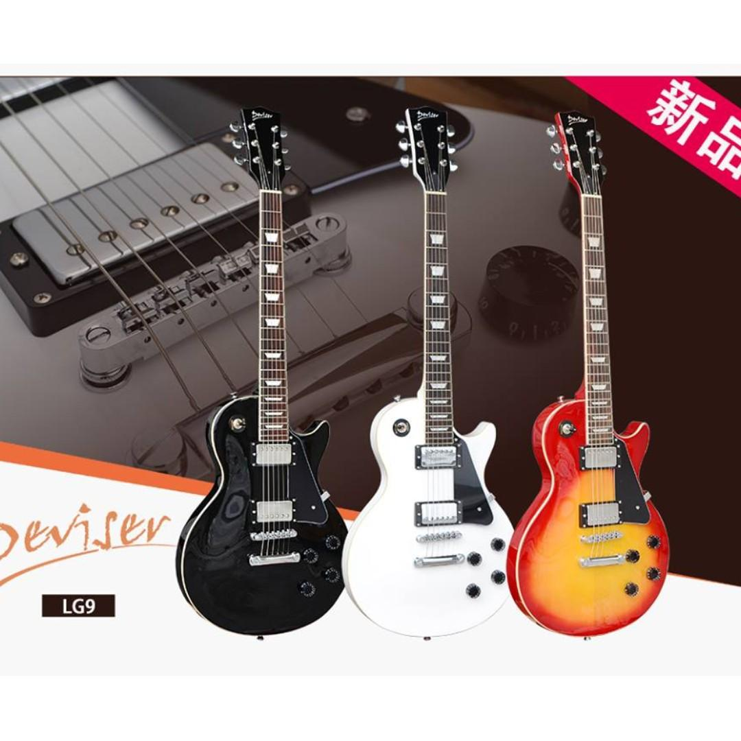 Deviser L-G9 Electric Guitar 電結他 (12/5/19)