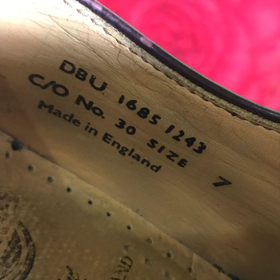 Dr Martens 1685 Made in England