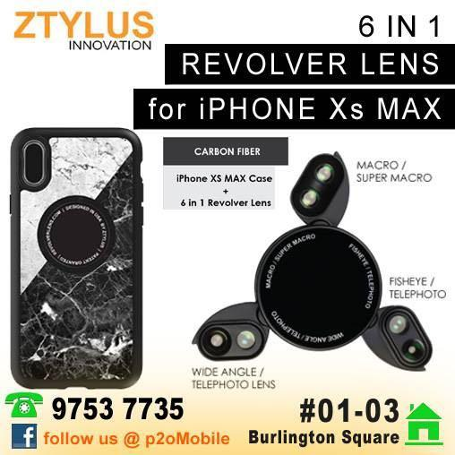 Element Case Black OPS 2018 for iPhone XS Max