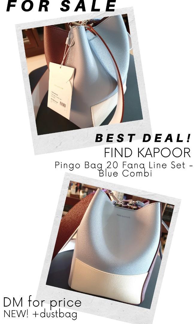 Find Kapoor Pingo Fana 20 - Blue Combi