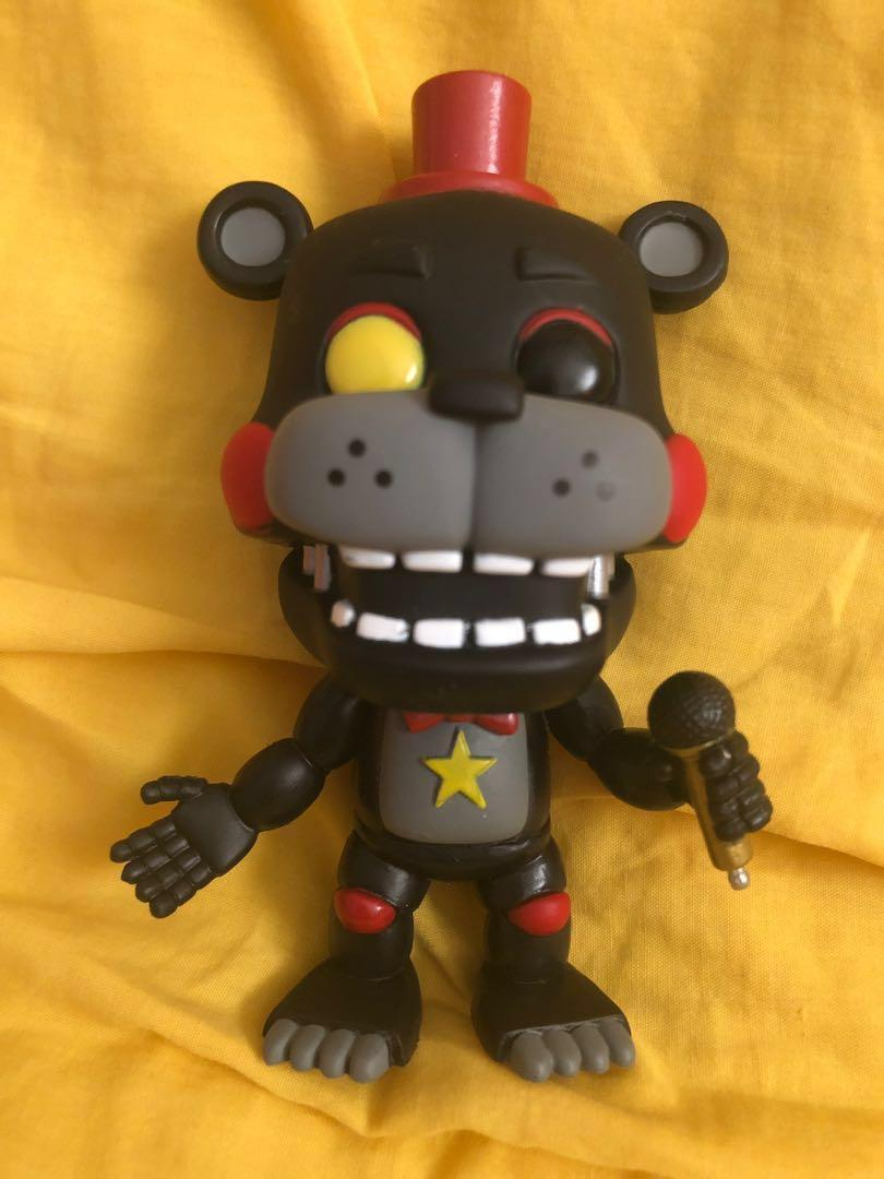 Fire Sale! BN Funko Pop FNAF Lefty  Rare & Limited, Toys