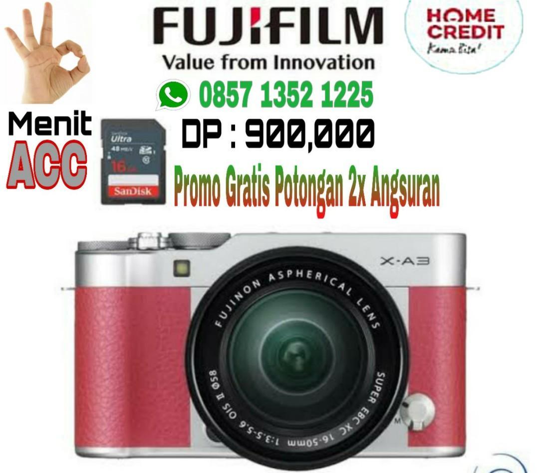 Fujifilm XA3 PING