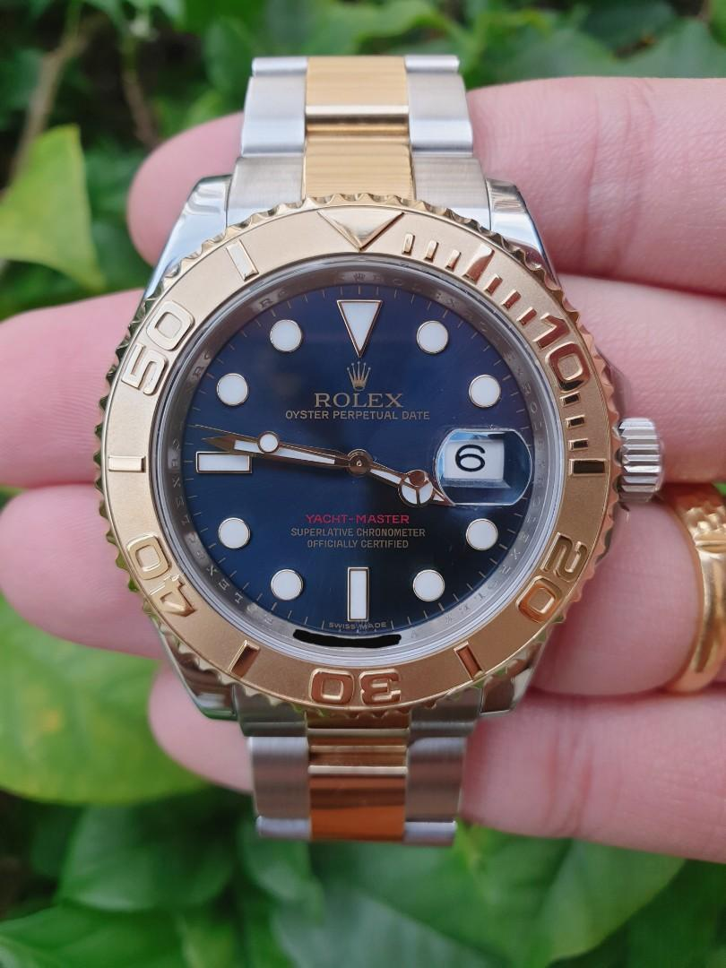 *Full Complete Set* Rolex Yacht-Master Ref. 16623