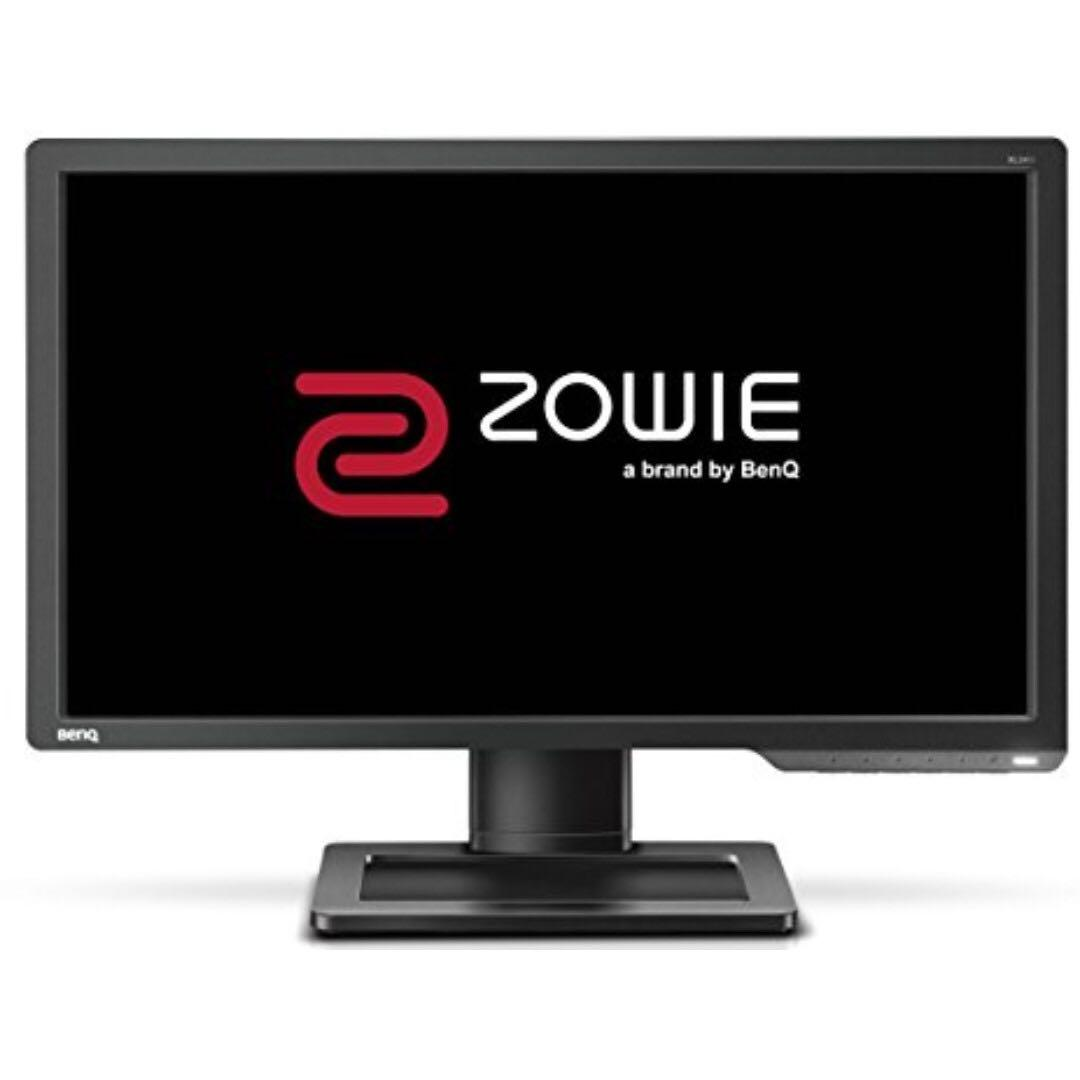 Gaming PC with 144hz gaming monitor