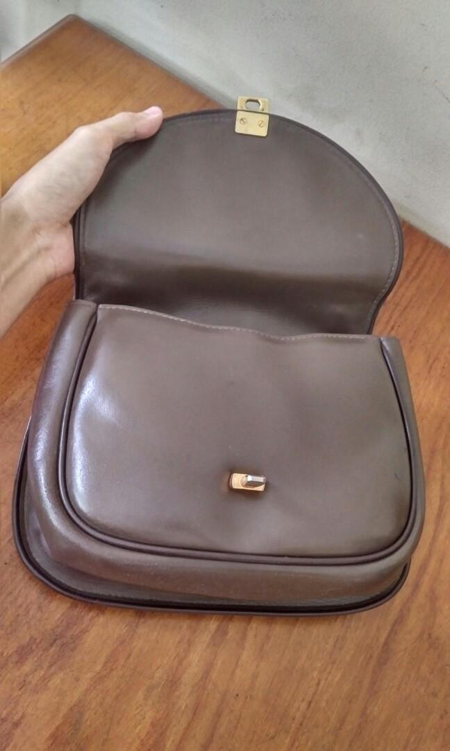 Gucci Handbag Vintage full leather