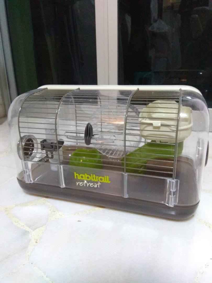 Hamster Cage (Habitrail Retreat)