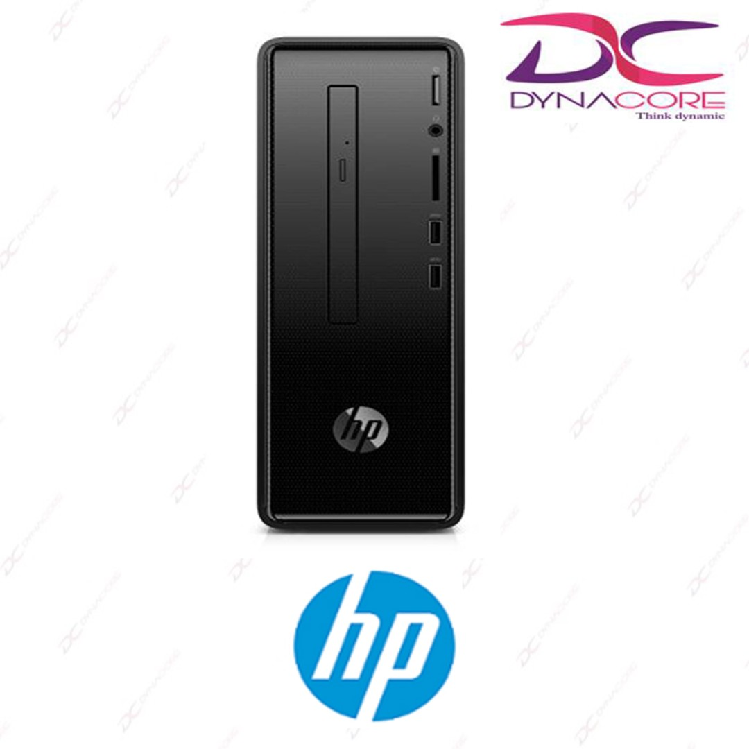 HP SLIM LINE 290 P0053D cpu intel core I5-8400 8GB 1TB hdd