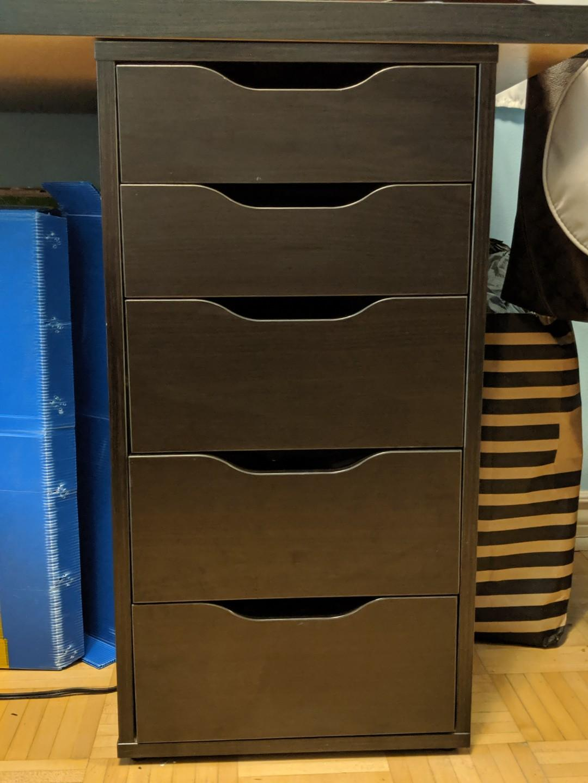 Ikea Linnmon/Alex Desk