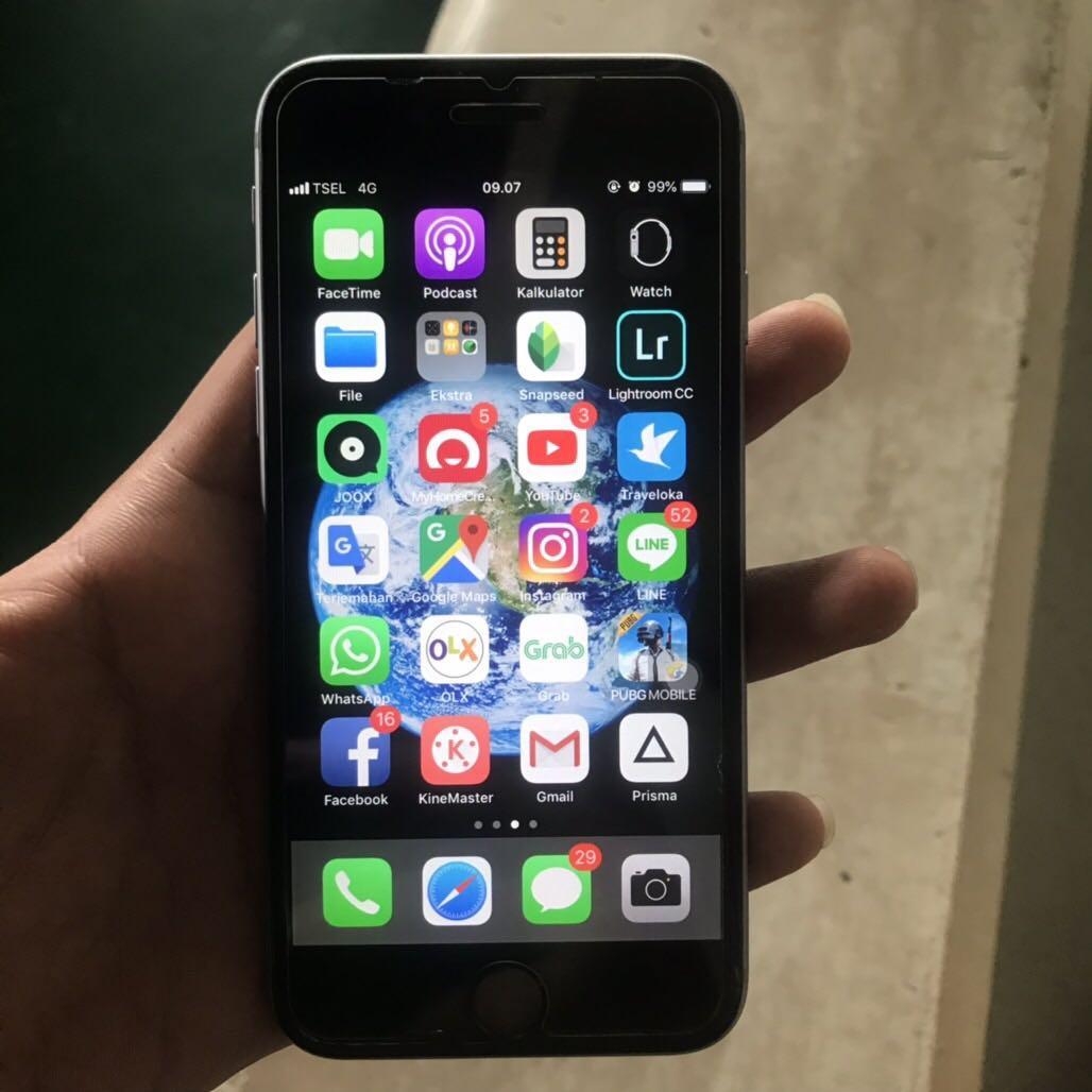 Iphone 6 64gb ex inter