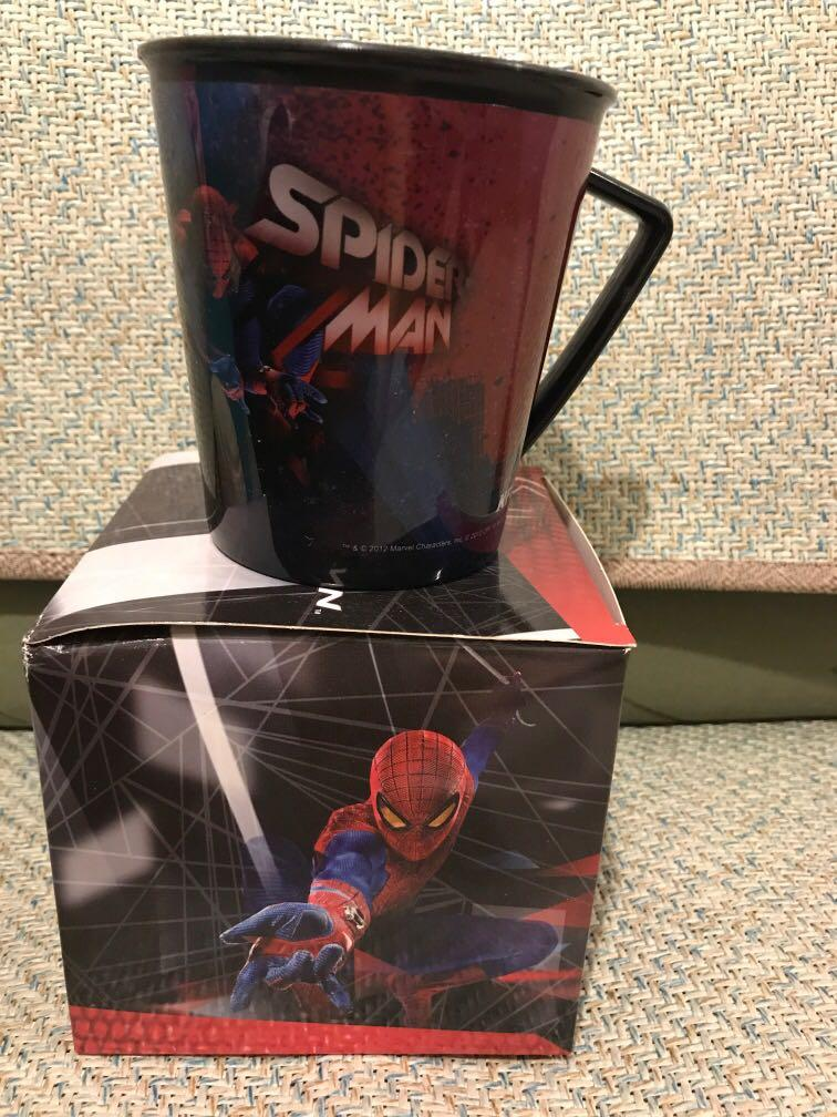 KFC 蜘蛛俠珍藏杯 The Amazing Spider-Man Mug #Yourtrulyhome