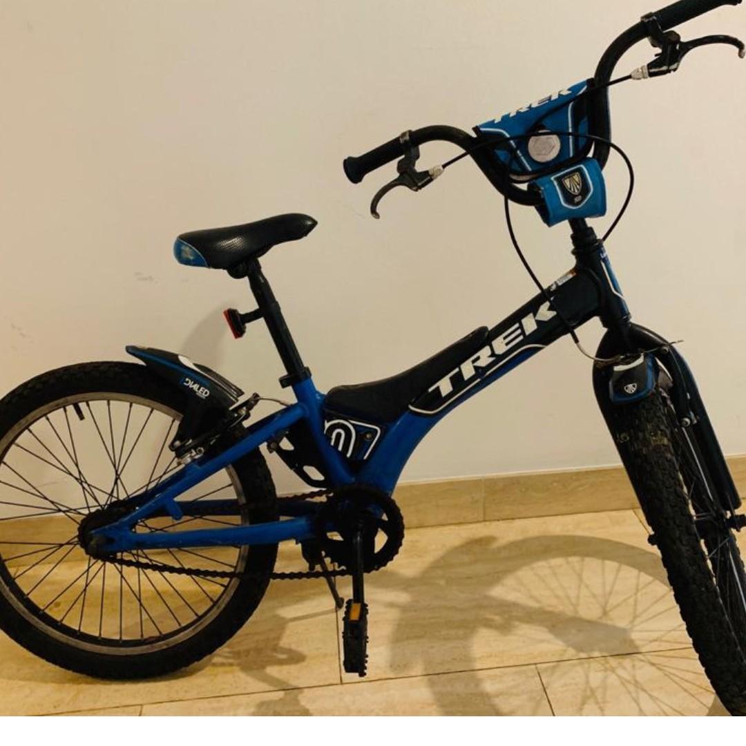 Kids Bicycle Trek Blue