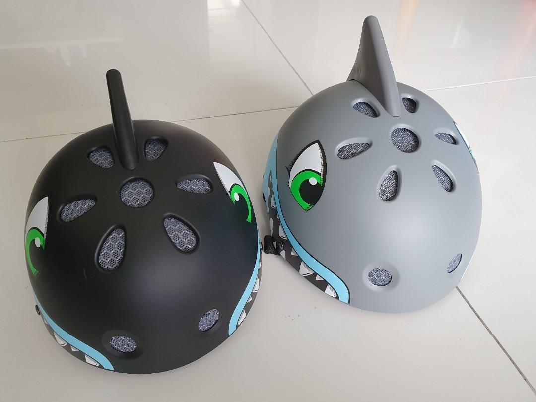 Kids Shark Helmet