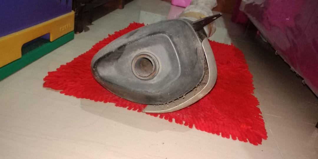 Knalpot standar Ori CBR 250 thn 2012.