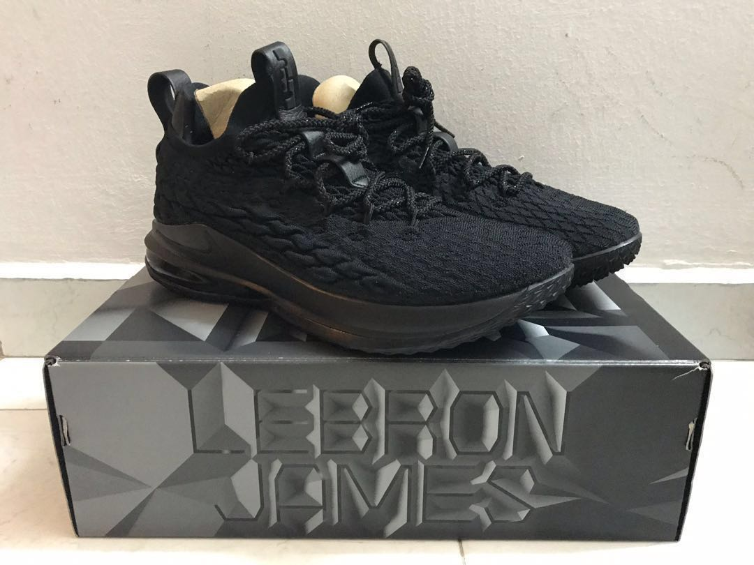 best sneakers 3634b 4cfa3 Lebron 15 Low (PRICE REDUCED)