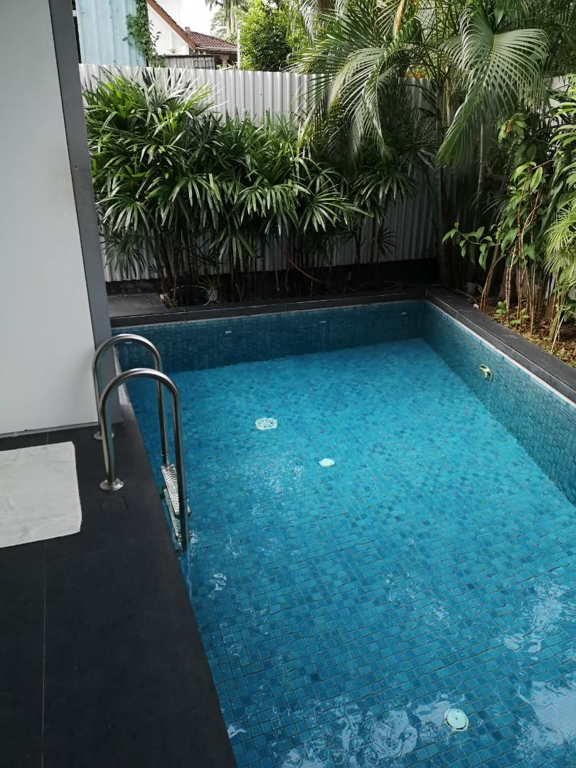 Lifestyle house in JB for sale!