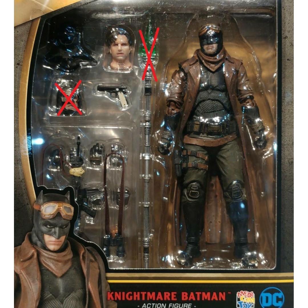 DC Comics Batman vs Superman Knightmare Batman MAFEX No 031 Action figure