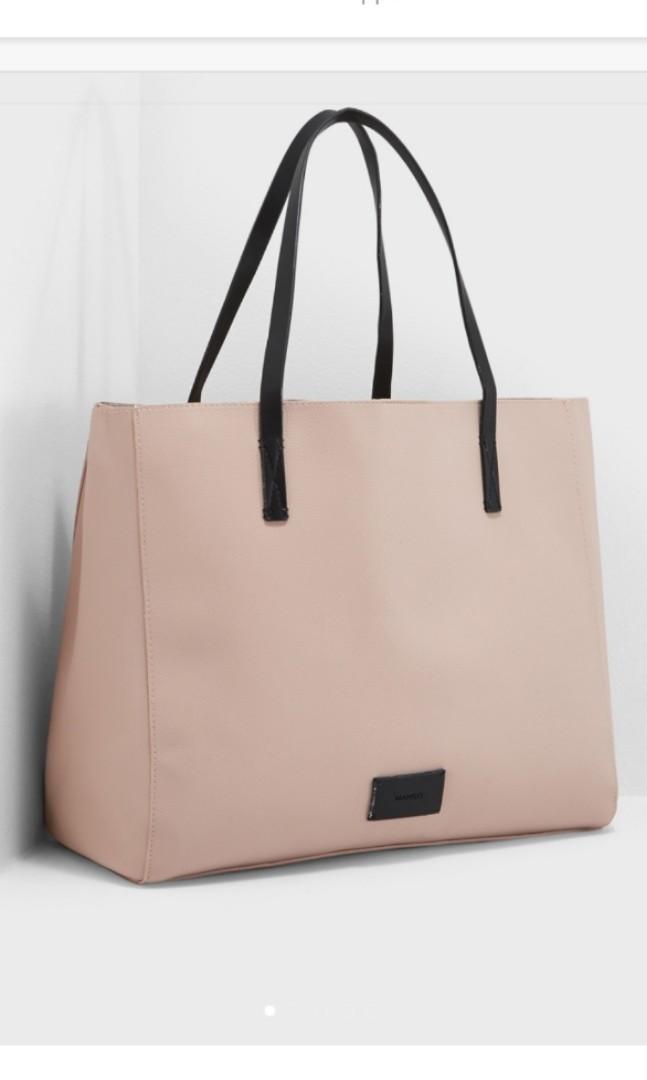 8314c7908094 Brand new Mango Sharon Shopper bag, Women's Fashion, Bags & Wallets ...