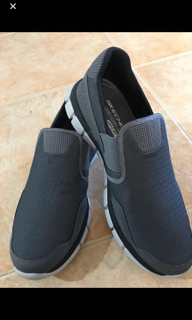 detailed pictures high quality buying now Mens skechers shoes size eu 43/ uk 9/ us 10, Men's Fashion ...