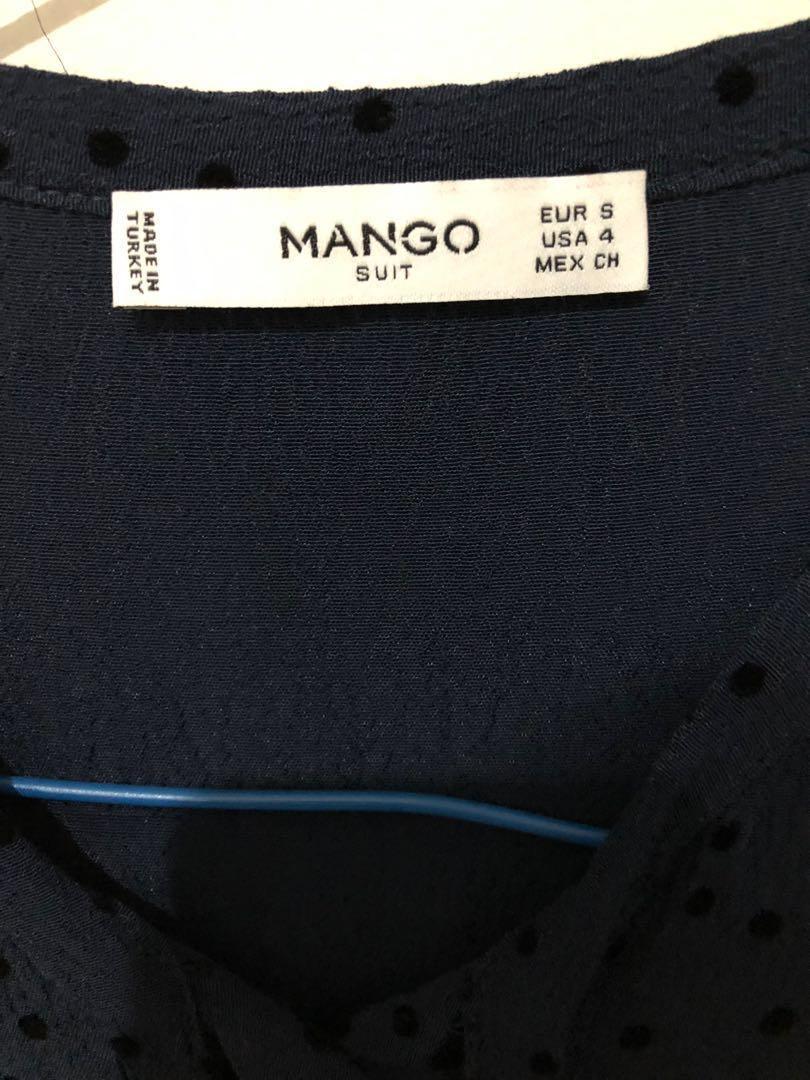 Midi Dress MANGO