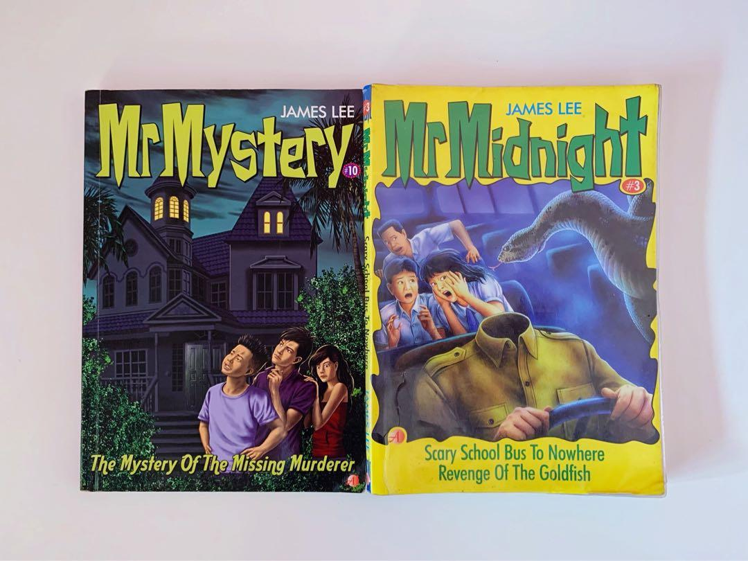 Mr Midnight and Mr Mystery
