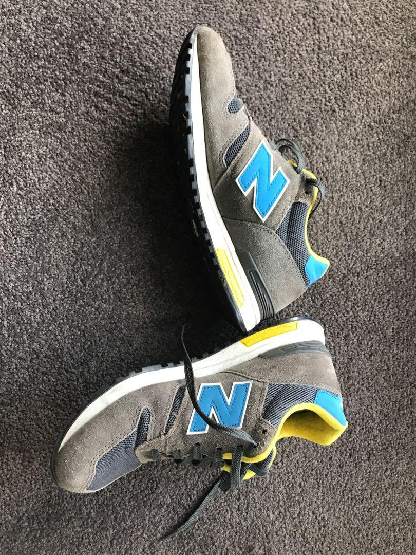 New Balance casual shoes - U.S 9.5    U.K 9.0    EU 43    CM = 27.5