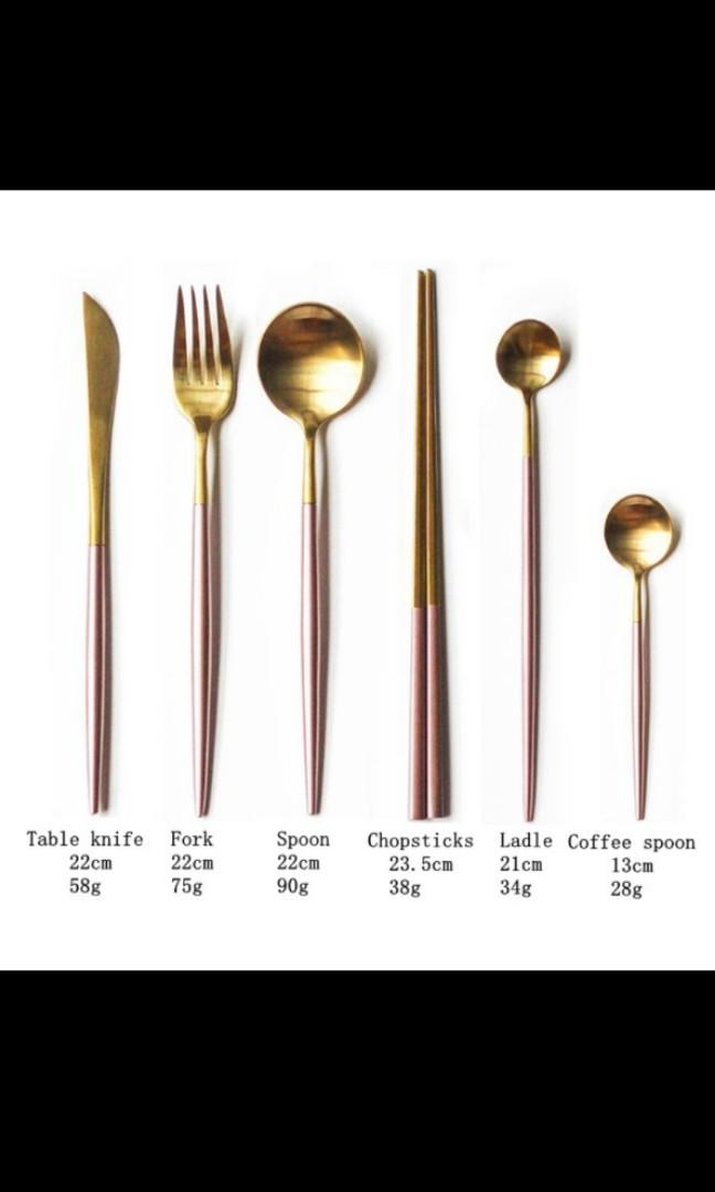 Nordic fork and spoon
