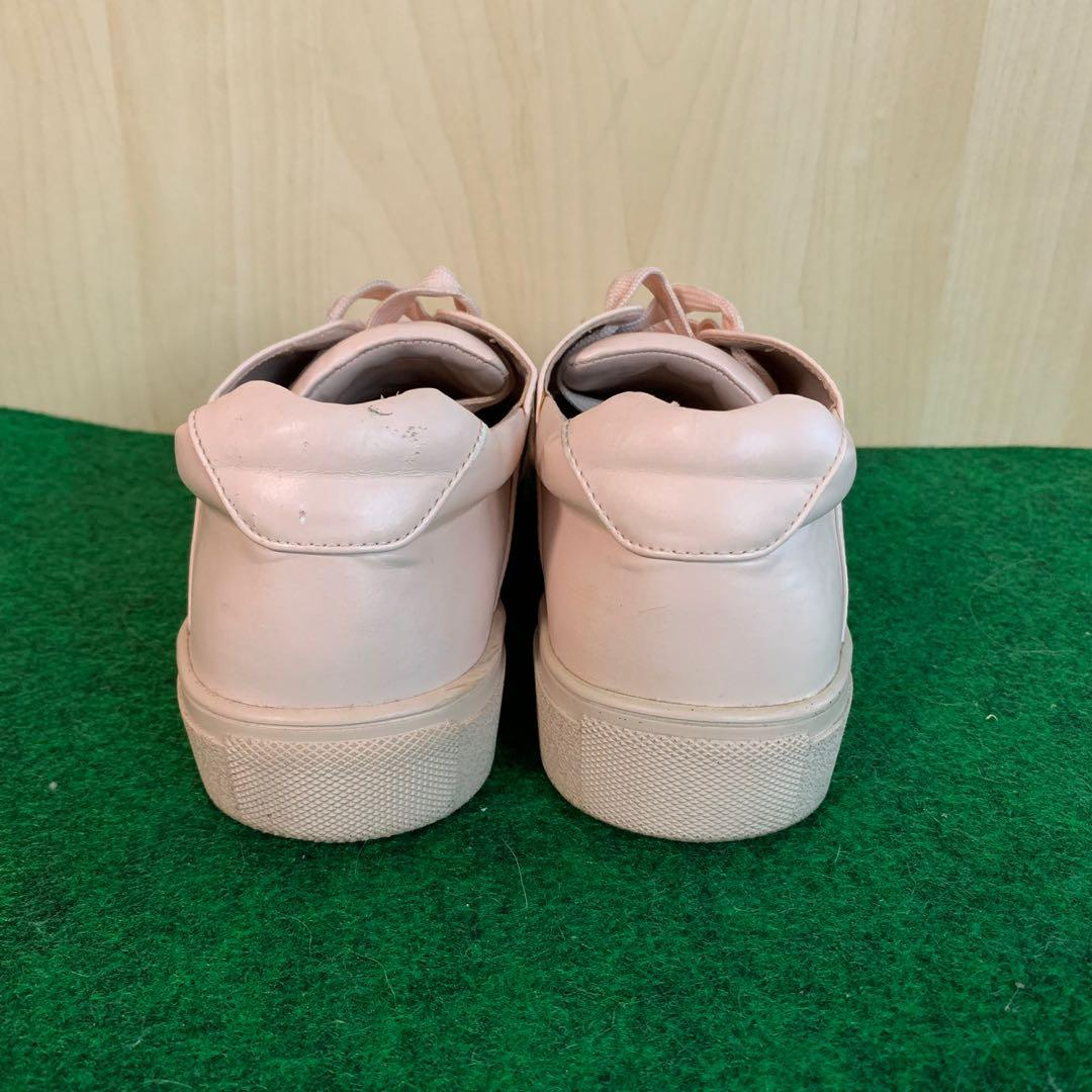 Nuovo / Hawkins Nude Pink Sneakers