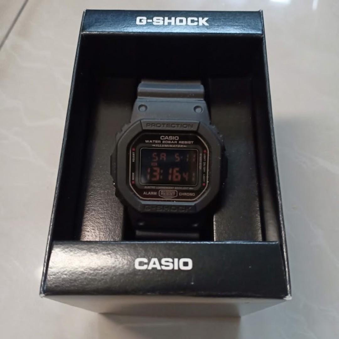ORIGINAL CASIO GShock DW5600MS - Module 3229